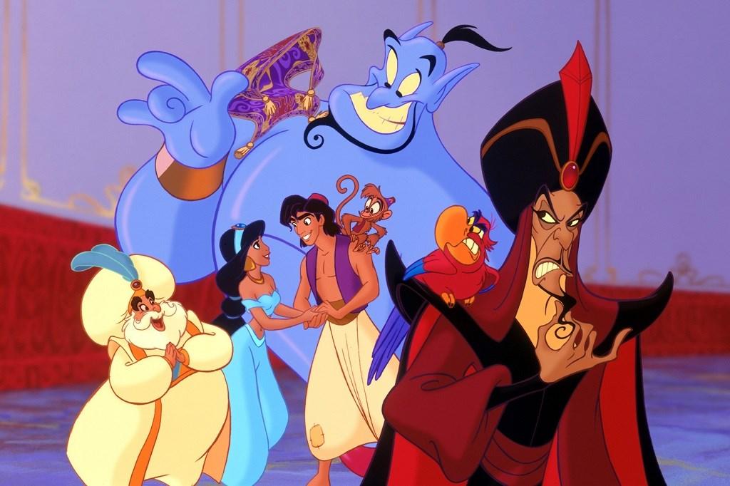 """ဒစ်စနေးက """"Aladdin"""" ဇာတ်ကား"""