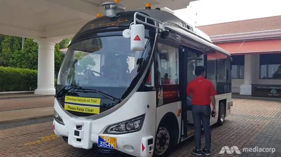 မောင်းသူမဲ့ဘပ်စ်ကားလိုင်းစနစ်သစ်