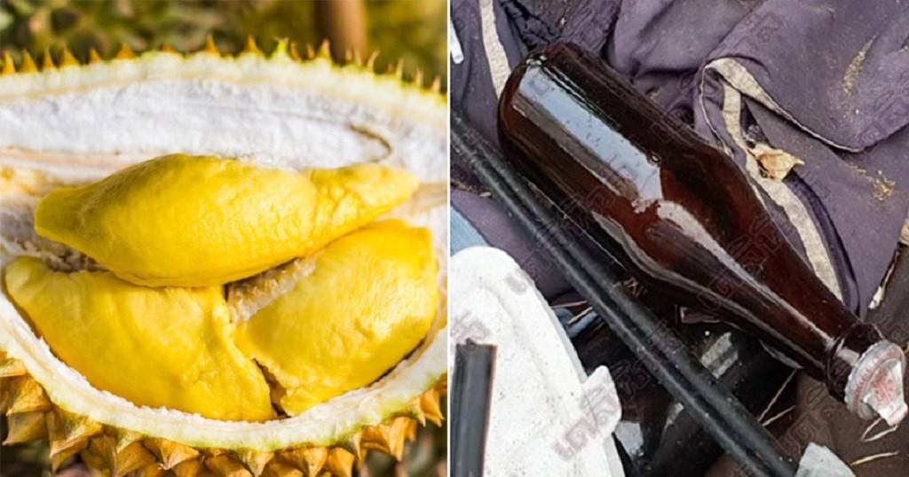 ဝိုင်ဖြူသောက်ရင်း ဒူးရင်းသီးစားမိလို့ ထိုင်းအမျိုးသားတစ်ဦး သေဆုံး