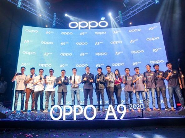Quad Camera၊ 8 GB RAM နှင့်အတူ 5,000 mAh ဘက်ထရီ တို့ပါဝင်သောOPPO A9 2020 နှင့် A5 2020 ကို ပြည်တွင်းတွင် တရားဝင် မိတ်ဆက်