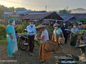 မြန်မာနိုင်ငံမှာ လိုအပ်တဲ့ ကျန်းမာရေးစောင့်ရှောက်မှုကို အကန့်အသတ်နဲ့သာရရှိနေတယ်လို့ ကုလသမဂ္ဂ ညှိနှိုင်းရေးရုံးထုတ်ပြန်