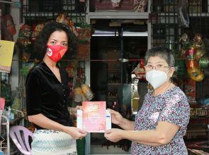 TrueMoney Myanmar သည် ၎င်း၏ TrueMoney Care အစီအစဉ်မှတဆင့်အိမ်တိုင်ရာရောက် ငွေလွှဲငွေထုတ် ဝန်ဆောင်မှုများအား ပေးအပ်ခဲ့