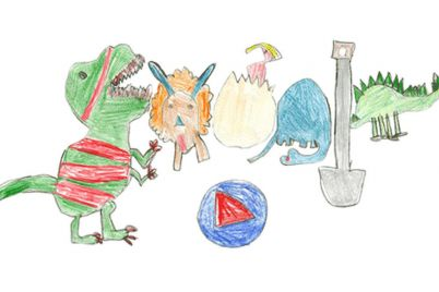 Second-grader-wins-30000-college-scholarship-for-dino-Google-Doodle.jpg