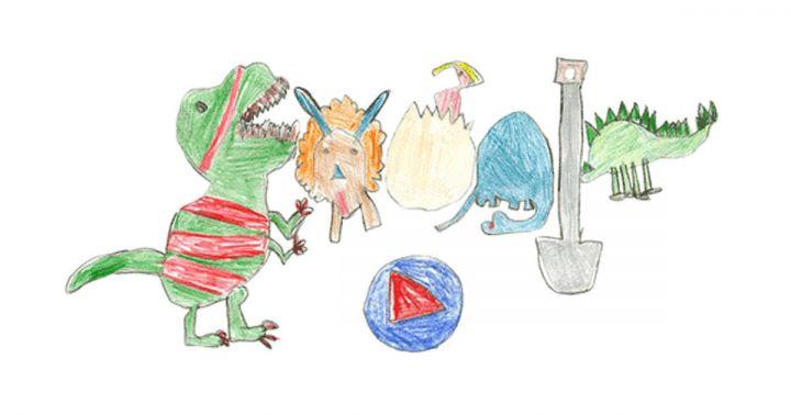 Second-grader-wins-30000-college-scholarship-for-dino-Google-Doodle.jpg