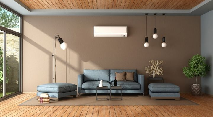 blue-and-brown-living-room-with-air-conditioner-P9XZDRD.jpg