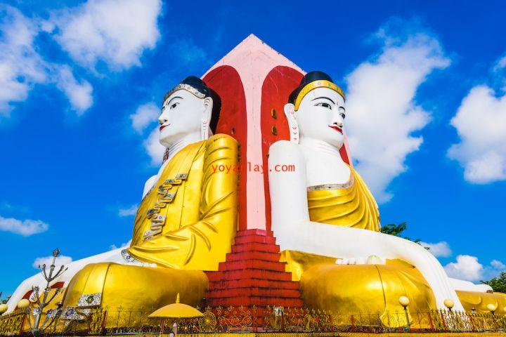 four-buddhas-statue-PGJH2PY.jpg