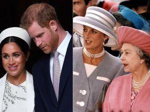 အယ်လီဇဘက်ဘုရင်မနဲ့ ဒိုင်ယာနာမင်းသမီးတို့ရဲ့အမည်ပါအောင် မှည့်ထားတဲ့ ဟယ်ရီရဲ့သမီးလေးနာမည်