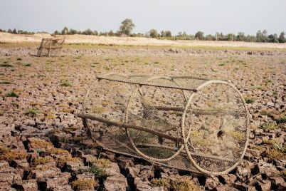 old-fish-trap-on-ground-ZLA8EH3.jpg